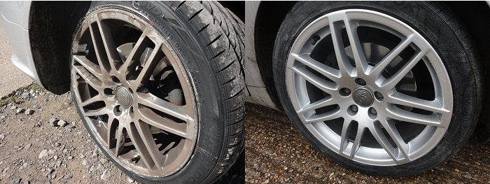 How Much To Refurbish Alloy Wheels >> Scuffbusters Alloy Wheel Refurbishment In Tunbridge Wells Kent